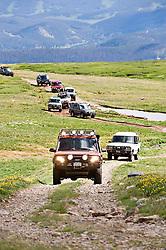 2011 Land Rover National Rally in Breckenridge, Colorado.