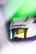 August 6-8, 2020. Lamborghini Super Trofeo, Road America, round 1 race: 29 Victor Gomez, Change Racing, Lamborghini Charlotte, Lamborghini Huracan Super Trofeo EVO