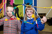 Jack Ryan Renmore and Bridget McDermott Tara Grove at The Galway Education Centre for the launch of the annual Medtronic Foundation Programme. The programme which has been in existence for over ten years now includes the Medtronic Healthy Living Initiative, The Medtronic Scientist of The Future Project and The Medtronic KNEX Challenge..As part of their Healthy Living Initiative, The Medtronic Foundation partners with The Galway Education Centre to run a number of programmes in Galway City and County schools. In 2012, the Medtronic Foundation Community Connections programme included  gymnastics and skipping while a number of schools took part in the schools garden project. Perhaps the most ambitious was the heart dissection initiative which saw Medtronic staff in the classroom taking children as young as 6, step by step through a heart dissection!