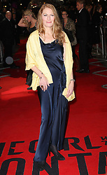 Geraldine James  arriving for the premiere of The Girl With The Dragon Tattoo,  in London, Monday 12th December 2011. Photo by: Stephen Lock / i-Images