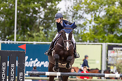 Beyers Helena, BEL, Matonge of Colors<br /> Belgisch kampioenschap Young Riders - Azelhof - Lier 2019<br /> © Dirk Caremans<br /> 30/05/2019