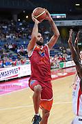 DESCRIZIONE : Pesaro Lega A 2012-13 Scavolini Banca Marche Pesaro Virtus Roma<br /> GIOCATORE : Luigi Datome<br /> CATEGORIA : tiro penetrazione<br /> SQUADRA : Virtus Roma<br /> EVENTO : Campionato Lega A 2012-2013 <br /> GARA : Scavolini Banca Marche Pesaro Virtus Roma<br /> DATA : 30/09/2012<br /> SPORT : Pallacanestro <br /> AUTORE : Agenzia Ciamillo-Castoria/C.De Massis<br /> Galleria : Lega Basket A 2012-2013  <br /> Fotonotizia : Pesaro Lega A 2012-13 Scavolini Banca Marche Pesaro Virtus Roma<br /> Predefinita :