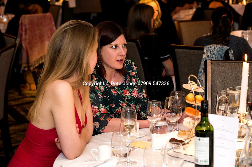 the Auras 2018;<br /> Jumeirah Carlton Tower Hotel;<br /> Cadogan Place, London;<br /> 8th March 2018.<br /> <br /> &copy; Pete Jones<br /> pete@pjproductions.co.uk
