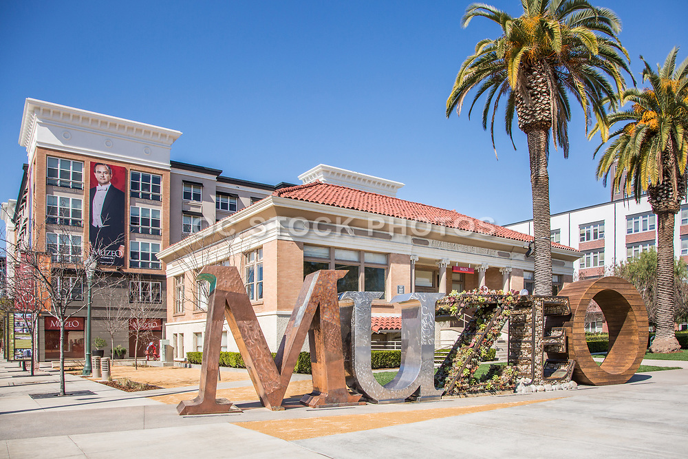 Muzeo Museum and Cultural Center in Anaheim