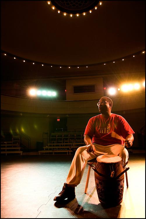 17639Ohio University African Ensemble at Ridges Auditorium: Photos By Mykal McEldowney