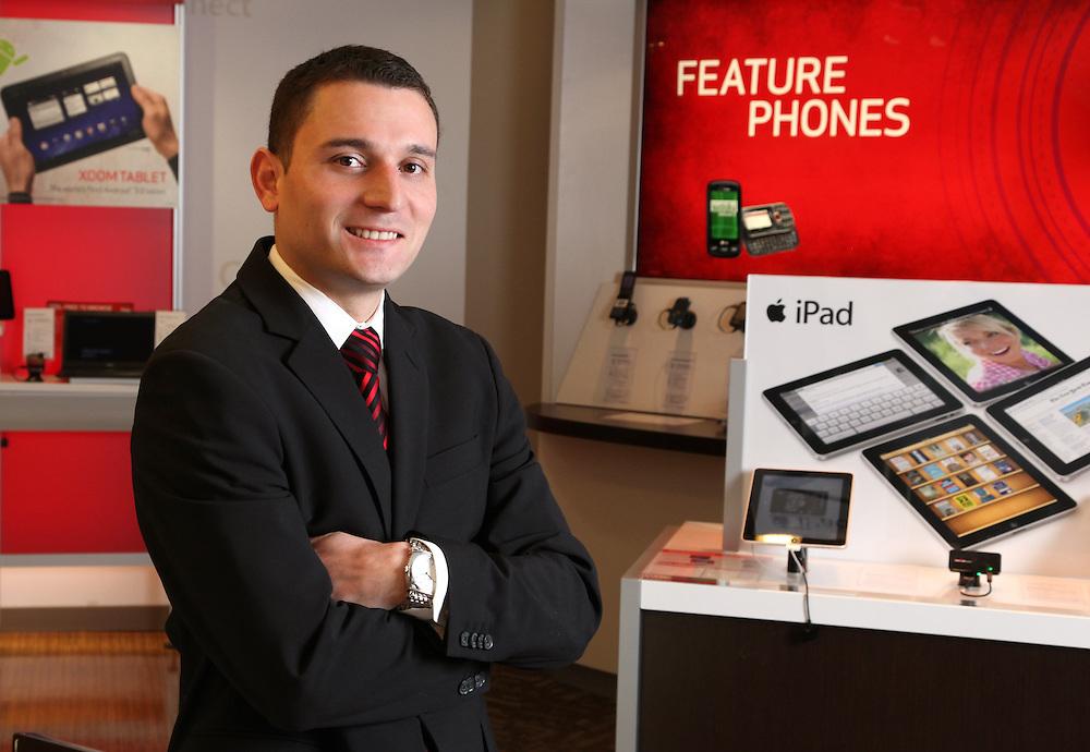 Verizon Store Employee