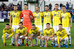 Players of NK Maribor before football match between NŠ Mura and NK Maribor in 4th Round of Prva liga Telekom Slovenije 2019/20, on Avgust 3, 2019 in Fazanerija, Murska Sobota, Slovenia. Photo by Blaž Weindorfer / Sportida