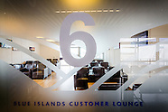 Blue Islands departure lounge