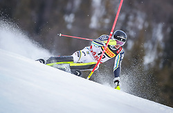 17.02.2019, Aare, SWE, FIS Weltmeisterschaften Ski Alpin, Slalom, Herren, 1. Lauf, im Bild Andre Myhrer (SWE) // Andre Myhrer of Sweden in action during his 1st run of men's Slalom of FIS Ski World Championships 2019. Aare, Sweden on 2019/02/17. EXPA Pictures © 2019, PhotoCredit: EXPA/ Johann Groder