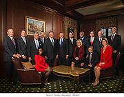 Law firm partners, 2016, Searcy, Denny, Barnhart, Shipley, West Palm Beach, Florida.