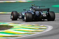 November 12, 2017 - Sao Paulo, Brazil - Motorsports: FIA Formula One World Championship 2017, Grand Prix of Brazil, ..#77 Valtteri Bottas (FIN, Mercedes AMG Petronas F1 Team) (Credit Image: © Hoch Zwei via ZUMA Wire)