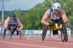 06/08/2017; Agnew, Jack, T54, GBR at 2017 World Para Athletics Junior Championships, Nottwil, Switzerland