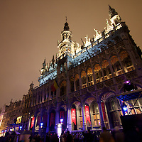 Kings Hall in the Bruxelles Grand Place
