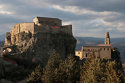 Laurenzana (PZ) - Basilicata - Italy - Laurenzana is a town and commune in the province of Potenza, in the region of Basilicata (southern Italy). It rises on a spur between the torre Camastro and the wood surrounding the Serrapotamo valley.