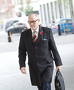 Andrew Marr Show <br /> arrivals <br /> 13th November 2016 <br /> BBC, Broadcasting House, London, Great Britain <br /> <br /> <br /> Rt Hon Crispin Blunt MP<br /> for Reigate <br /> <br /> <br /> <br /> <br /> Photograph by Elliott Franks <br /> Image licensed to Elliott Franks Photography Services