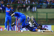 Sri Lanka v India - 3rd One Day International - 27 Aug 2017