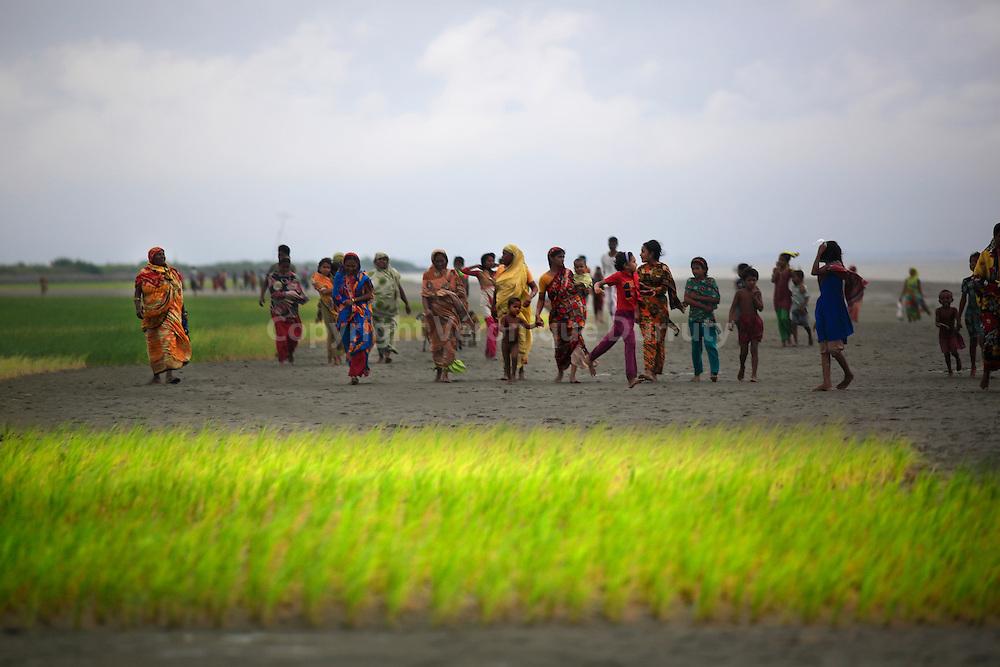 life on Bangladeshi chars, in Yamuna river // la vie sur les chars de la riviere Yamuna, Bangladesh