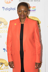 Victoria House, London, April 26th 2016.  Baroness  Amos photographed at the Jazz FM awards at Victoria House, Bloomsbury, London.