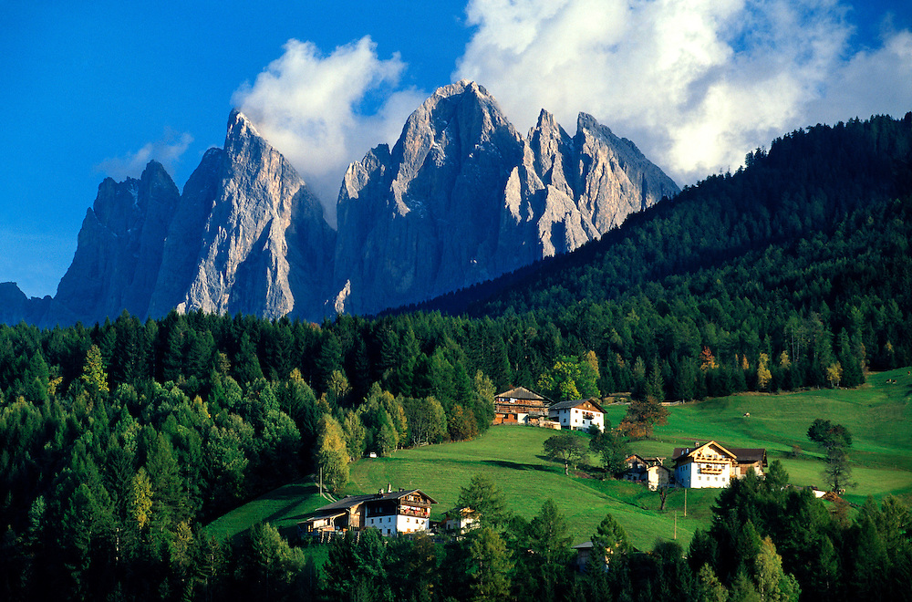 St. Peter, Dolomites, Italy