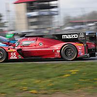The IMSA WeatherTech SportsCar Championship race for the Acura Sports Car Challenge at Mid Ohio Sports Car Course in Lexington, Ohio.