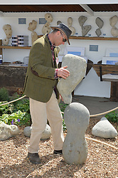 ADRIAN GRAY at the 2016 RHS Chelsea Flower Show, Royal Hospital Chelsea, London on 23rd May 2016