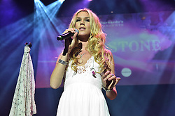 © Licensed to London News Pictures. 15/05/2016. JOSS STONE performs to celebrate Barnado's 150th anniversary. London, UK. Photo credit: Ray Tang/LNP