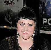 26.JUNE.2012. LONDON<br /> <br /> BETH DITTO WHOS BOTH EYES ARE BLOOD SHOT ATTENDS THE COMES A BRIGHT DAY PREMIERE AT THE CURZON CINEMA IN MAYFAIR.<br /> <br /> BYLINE: EDBIMAGEARCHIVE.CO.UK<br /> <br /> *THIS IMAGE IS STRICTLY FOR UK NEWSPAPERS AND MAGAZINES ONLY*<br /> *FOR WORLD WIDE SALES AND WEB USE PLEASE CONTACT EDBIMAGEARCHIVE - 0208 954 5968*