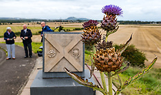 Battle of Pinkie Cleugh commemoration, Musselburgh, 10 September 2020