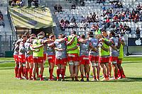 Groupe Toulon - 11.04.2015 - Grenoble / Toulon  - 22eme journee de Top 14 <br />Photo :  Jacques Robert / Icon Sport