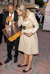 Queen Maxima of The Netherlands visits BelCash in Addis Ababa, Ethiopia, May 14, 2019. Queen Maxima visits Ethiopia in her capacity of United Nations Secretary General's Special Advocate for Inclusive Finance for Development. Photo by Robin Utrecht/ABACAPRESS.COM