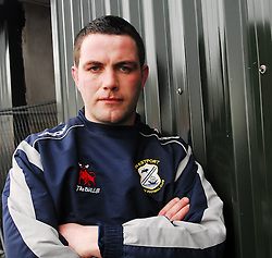 David Keane a experienced player in the Westport pack...Pic Conor McKeown