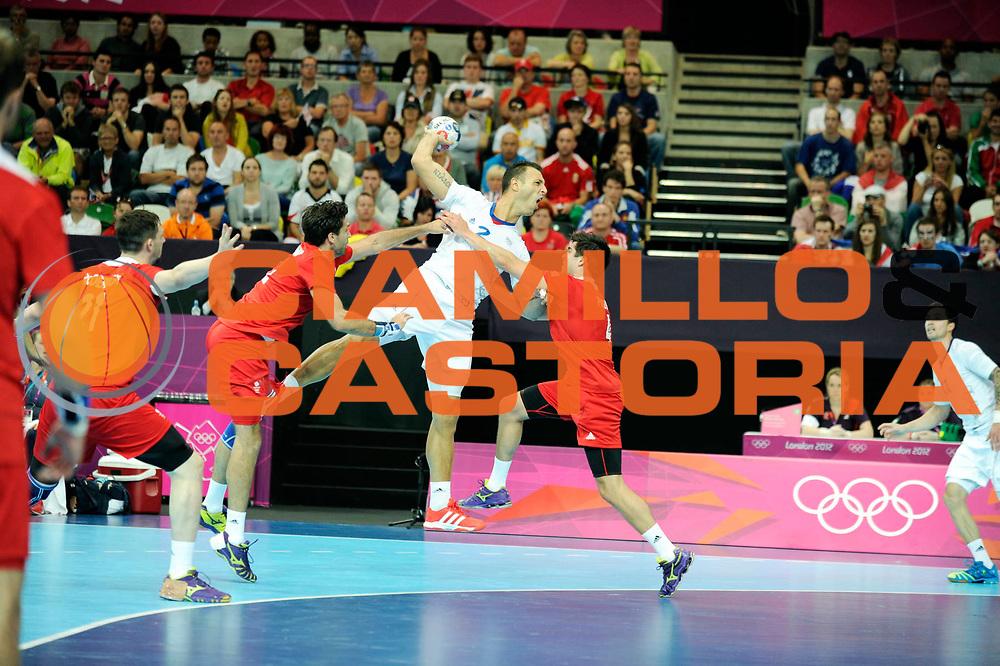 DESCRIZIONE : France Hand Jeux Olympiques Londres <br /> GIOCATORE : Fernandez Jerome FRA<br /> SQUADRA : France Homme<br /> EVENTO : FRANCE Hand Jeux Olympiques<br /> GARA : FRANCE GRANDE BRETAGNE<br /> DATA : 29 07 2012<br /> CATEGORIA : Basketball Jeux Olympiques<br /> SPORT : Basketball<br /> AUTORE : JF Molliere <br /> Galleria : France Basket 2011-2012 Action<br /> Fotonotizia : France Basket Homme Jeux Olympiques Londres premier tour France Grande Bretagne<br /> Predefinita :