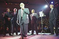 Alan Fluff Freeman, Tony Blackburn, Neil Fox, Chris Tarrant