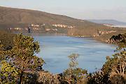 Capitolio_MG, Brasil...Represa de Furnas em Capitolio...The Furnas dam in Capitolio...Foto: LEO DRUMOND / NITRO