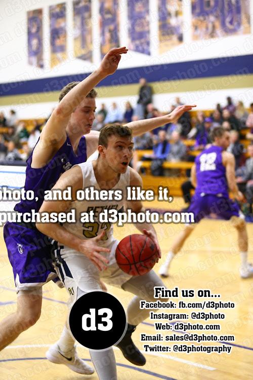 Men's Basketball: Bethel University (Minnesota) Royals vs. University of St. Thomas (Minnesota) Tommies