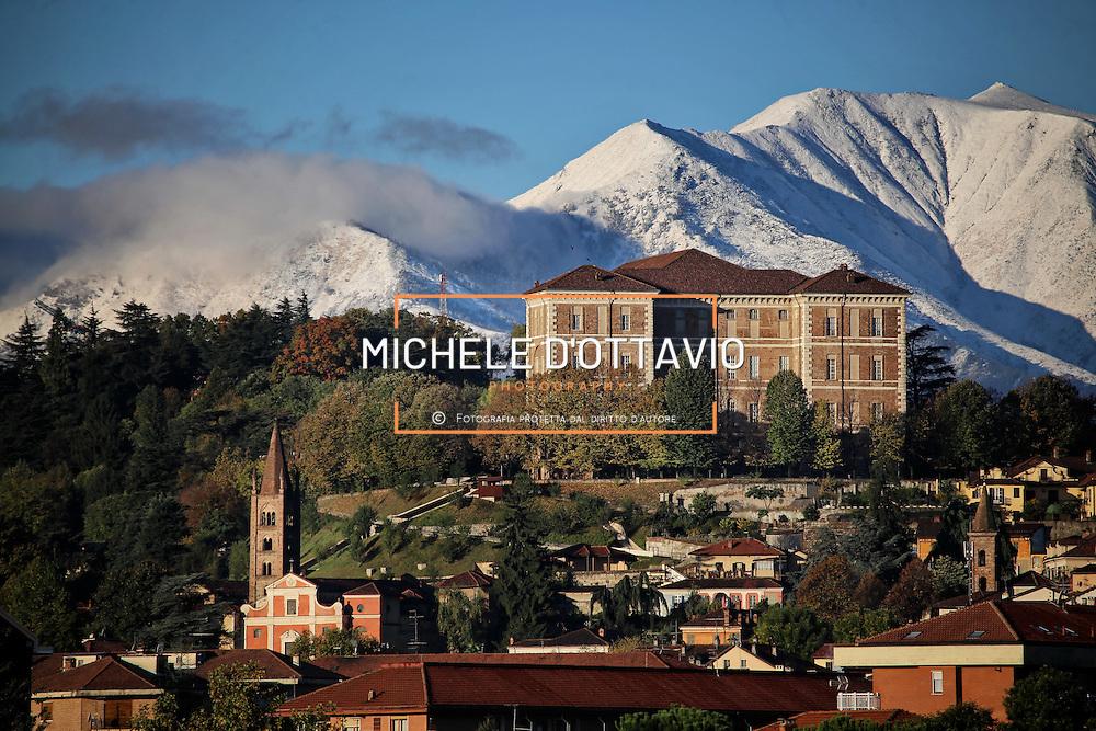 Rivoli (TORINO) ottobre 2015, Castello di Rivoli Museo d'Arte Contemporanea, Piemonte, Italy.
