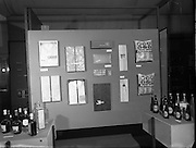 Modern Display Artists - special for Panels of Packaging Exhibition<br /> 08/12/1958