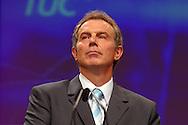 RT Hon Tony Blair MP, Prime Minister