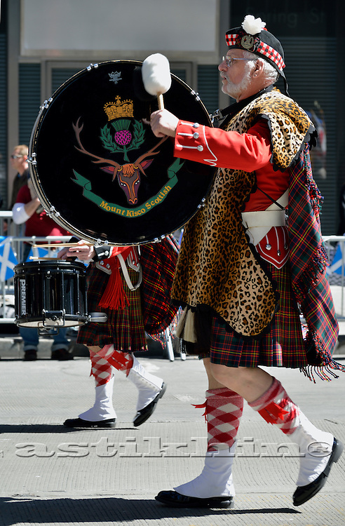 Drummer from Pipe Band performing at the<br />