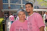 Mom's Weekend Walk for a Cure..Chrsitina Tarter, Will Tarter