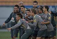 SAO PAULO, SP, BRASIL, 06/06/2011, 17h24:  Jogo da selecao brasileira de futebol contra a selecao da Romenia em Sao Paulo.  (Foto: Caio Guatelli)