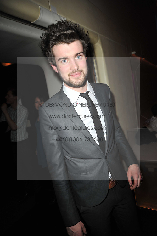JACK WHITEHALL at a party to launch Esquire magazine's June issue hosted by new editor Alex Bilmes at Sketch, Conduit Street, London on 5th May 2011.