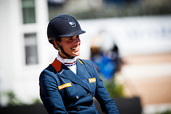 Blom Merel, NED, Rumour Has It<br /> World Equestrian Games - Tryon 2018<br /> © Hippo Foto - Sharon Vandeput<br /> 15/09/2018