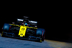 May 25, 2019 - Montecarlo, Monaco - Daniel Ricciardo of Australia and Renault F1 Team driver during the qualification session at Formula 1 Grand Prix de Monaco on May 25, 2019 in Monte Carlo, Monaco. (Credit Image: © Robert Szaniszlo/NurPhoto via ZUMA Press)