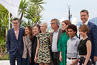 The cast at the Wonderstruck film photo call at the 70th Cannes Film Festival Thursday 18 May 2017, Cannes, France. Photo credit: Doreen Kennedy
