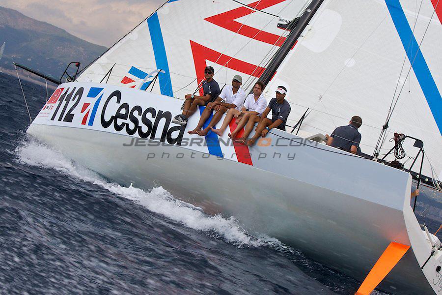 GLOBAL OCEAN RACE 2011-2012.Camper´s VOR 70 welcome regatta.