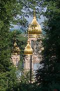 Russische Kirche, Neroberg, Wiesbaden, Hessen, Deutschland | Russian Church, Neroberg, Wiesbaden, Hesse, Germany