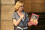 Daphne Deckers Boekpresentatie Marijn in de woestijn 23-09-2007