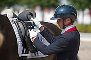 Ryan Todd (GBR) & Charlex Eskebjerg - U25-1 Preis der Liselott und Klaus Rheinberger Stiftung - World Equestrian Festival CHIO Aachen 2017 - Aachen, North Rhine-Westphalia, Germany - 19 July 2017