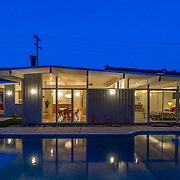 RESIDENTIAL: MID CENTURY MODERN HOME IN WHITING WOODS, GLENDALE